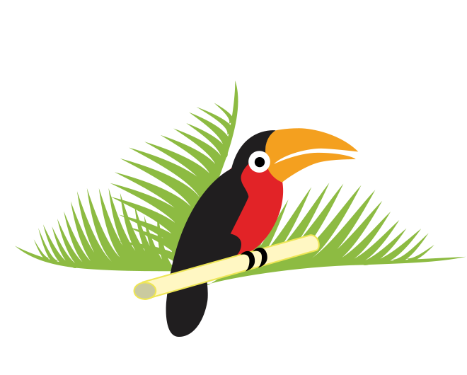 Logo of Hôtel des Roches in Kourou, French Guyana