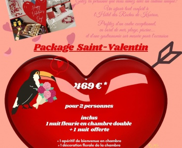 Package  saint valentin HDR 2021